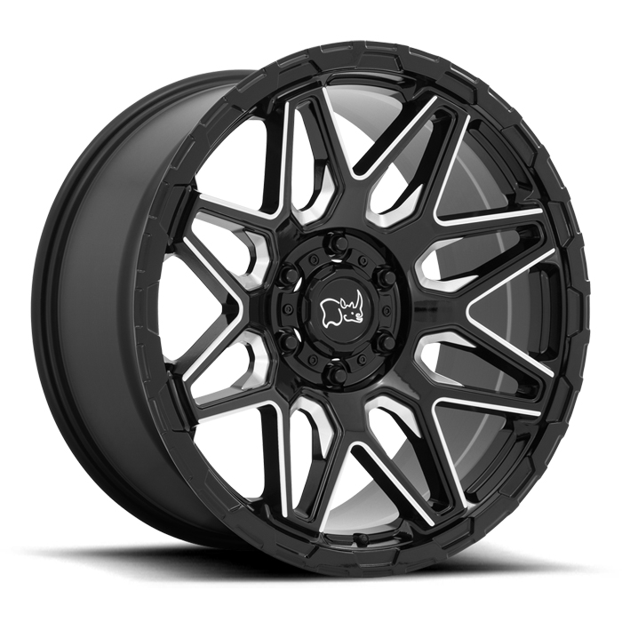 Shockwave Truck Rims by Black Rhino