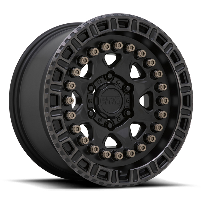 Carbine Truck Rims by Black Rhino