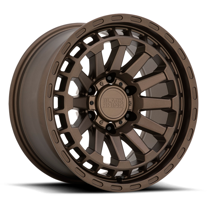 Raid Truck Rims by Black Rhino