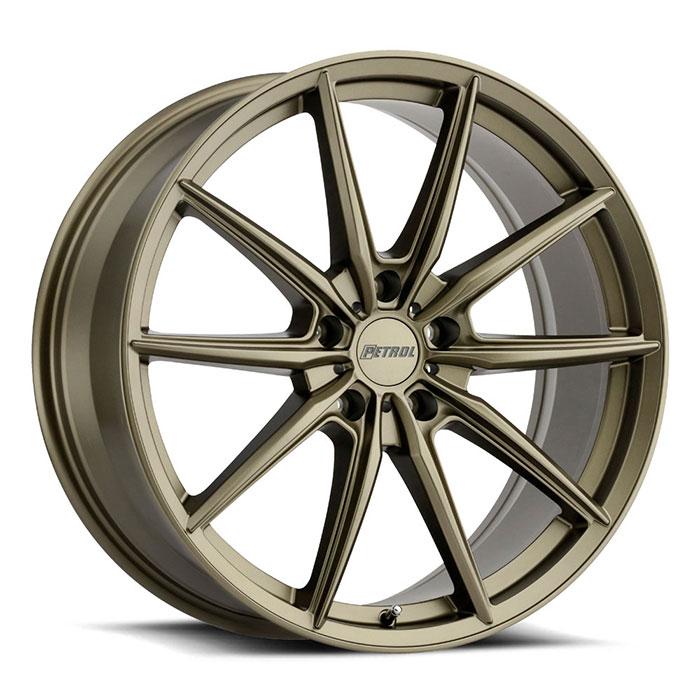 Petrol Aftermarket Wheels |P4B