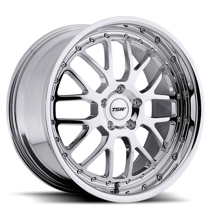 TSW Alloy wheels and rims |Valencia