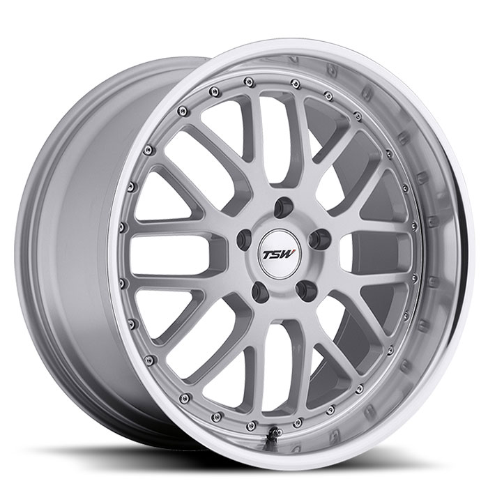 Valencia Alloy Rims by TSW