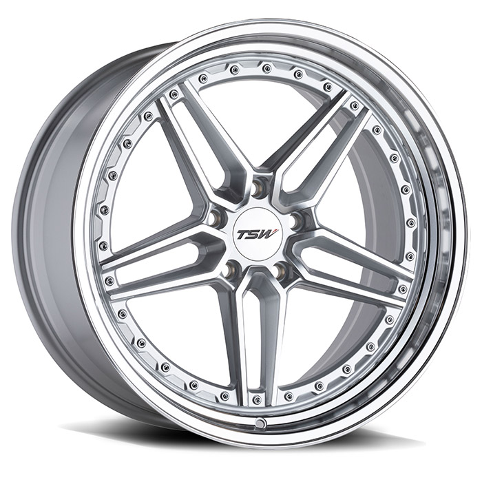 Ascari Alloy Rims by TSW
