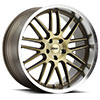 TSW Avalon Alloy Wheels Bronze w/ Brushed Bronze Face & Machined Lip (5x114 only)