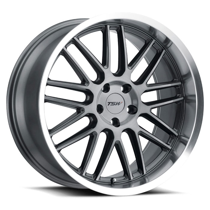 Avalon Alloy Rims by TSW