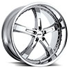 TSW Jarama Alloy Wheels Chrome