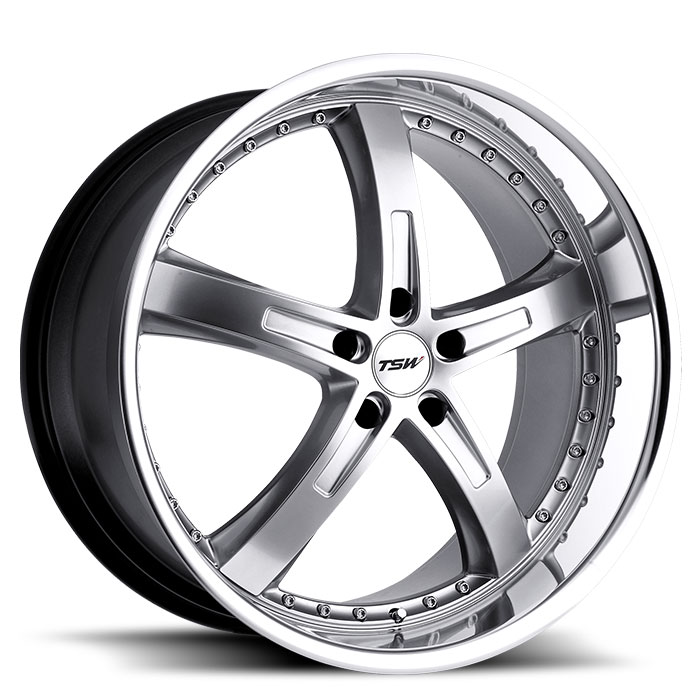 Jarama Alloy Rims by TSW