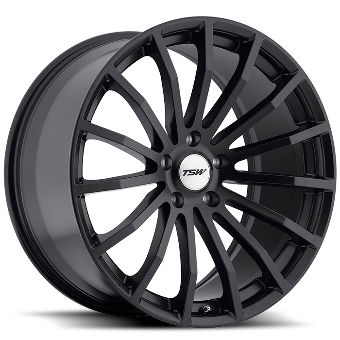 TSW Alloy wheels and rims |Mallory 5
