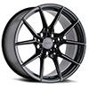 TSW Neptune Alloy Wheels Semi Gloss Black