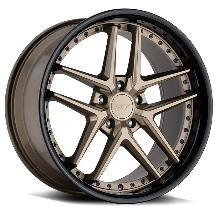 Premio New Wheels and Rims by TSW
