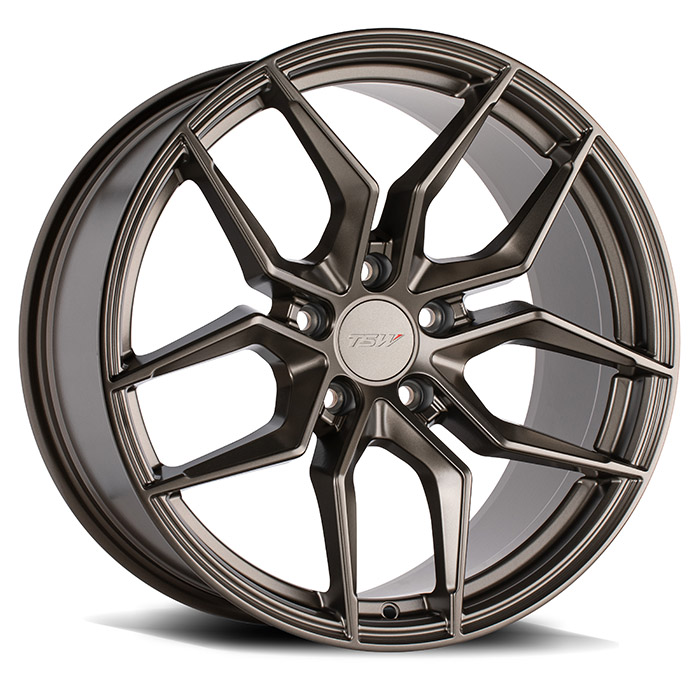 TSW Alloy wheels and rims |Silvano