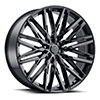 TSW Adamas Alloy Wheels Gloss Black