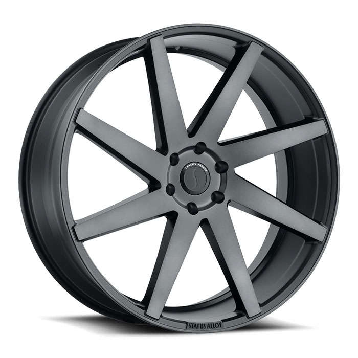 Brute Aftermarket Rims by Status