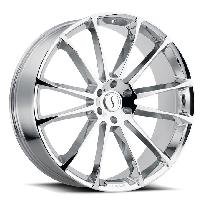 Goliath Aftermarket Rims by Status