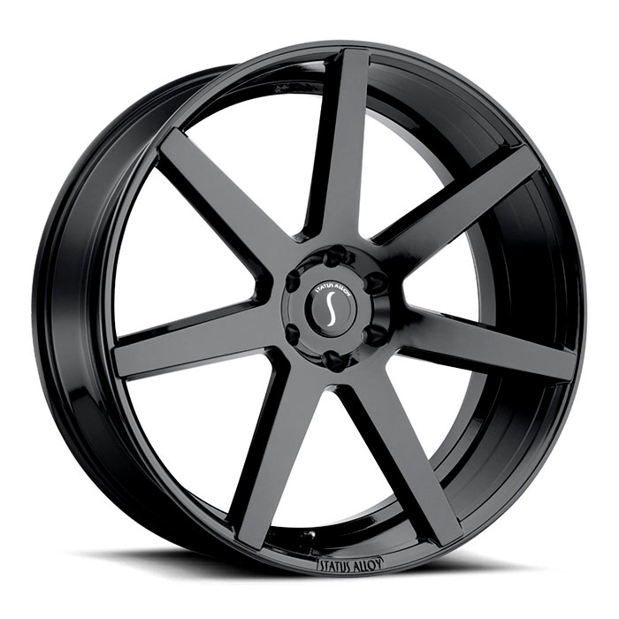 Journey Aftermarket Rims by Status