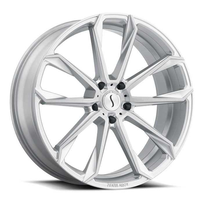 Mastadon 5 Aftermarket Rims by Status