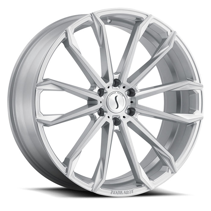 Mastadon 6 Aftermarket Rims by Status