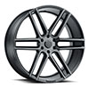 TSW Titan Alloy Wheels Carbon Graphite