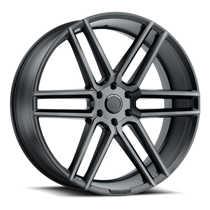 Titan Aftermarket Rims by Status