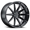 TSW Clypse Alloy Wheels Gloss Black
