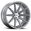 TSW Clypse Alloy Wheels Titanium w/ Matte Brushed Face