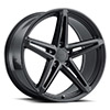 TSW Molteno Alloy Wheels Matte Black