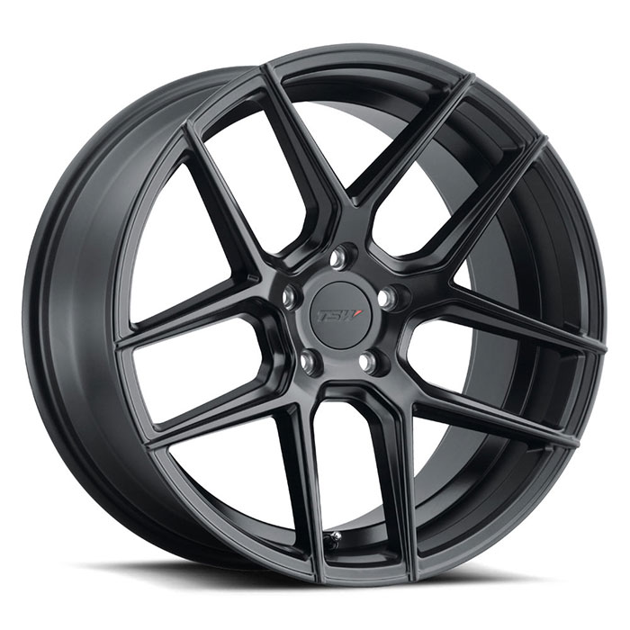 Tabac Alloy Rims by TSW