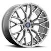 TSW Antler Alloy Wheels Silver w/Mirror Cut face