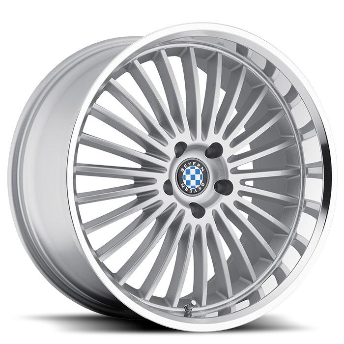 Multi Spoke New Wheels and Rims by Beyern