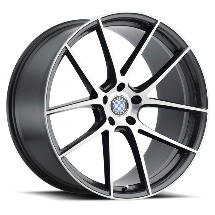 Ritz Alloy Rims by TSW
