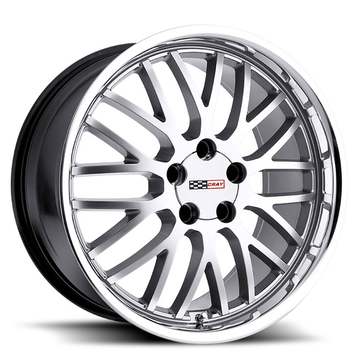Manta Corvette Rims by Cray