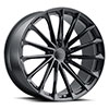 TSW Proton Alloy Wheels Gloss Black