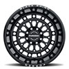 Centurion Forged Gloss Black w/ Milled Spokes