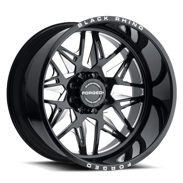 Black Rhino wheels and rims |Twister Forged