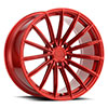 TSW London Alloy Wheels Candy Red (5x112 only)
