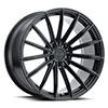 TSW London Alloy Wheels Matte Black