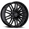 TSW Estate Alloy Wheels Matte Black