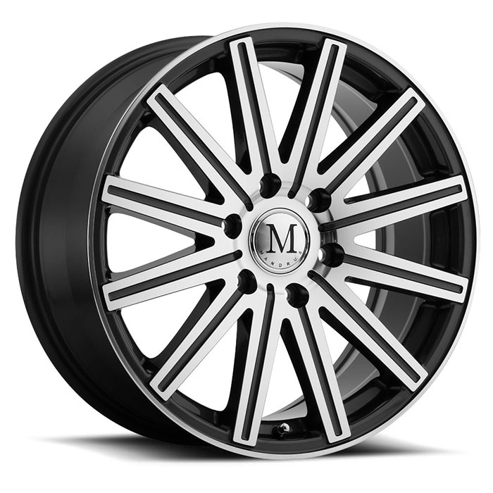 Stark Mercedes-Benz Rims by Mandrus