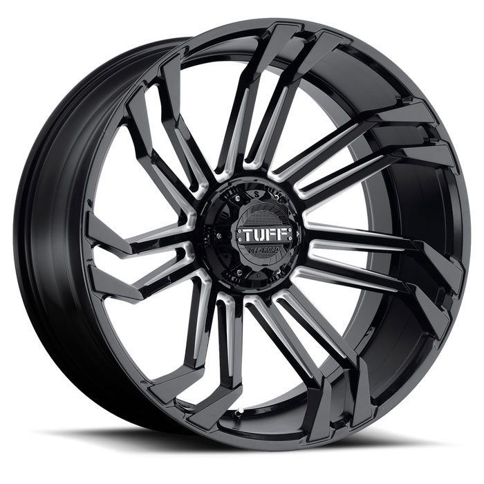 T21 Off Road Rims by Tuff