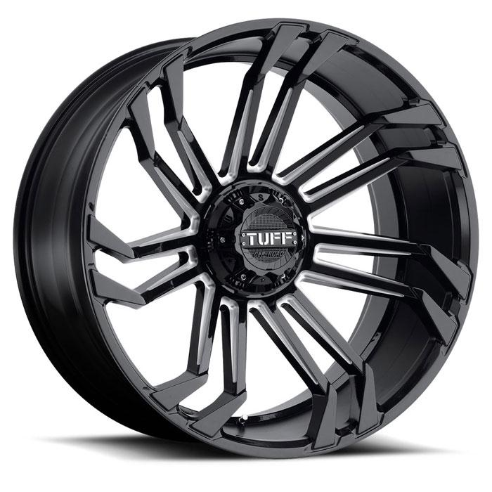 Tuff wheels and rims |T21