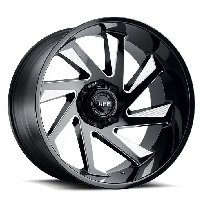 Tuff wheels and rims |T1B True Directional