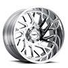 TSW T4B True Directional Alloy Wheels Chrome
