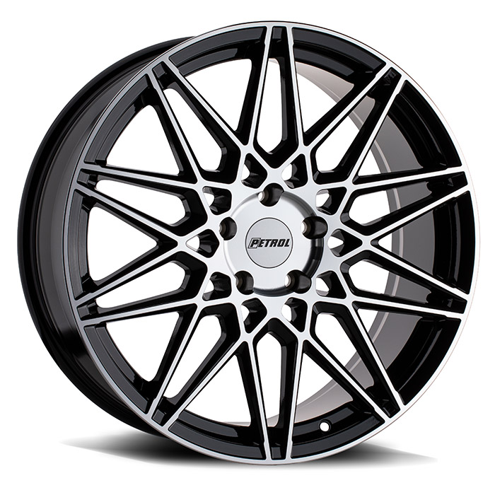 P3C Aftermarket Rims by Petrol