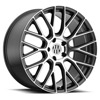 TSW Stabil Alloy Wheels Gunmetal w/Mirror Cut Face