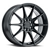 TSW Speedster Alloy Wheels Gloss Black