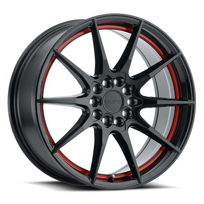 Speedster Aftermarket Rims by Ruff