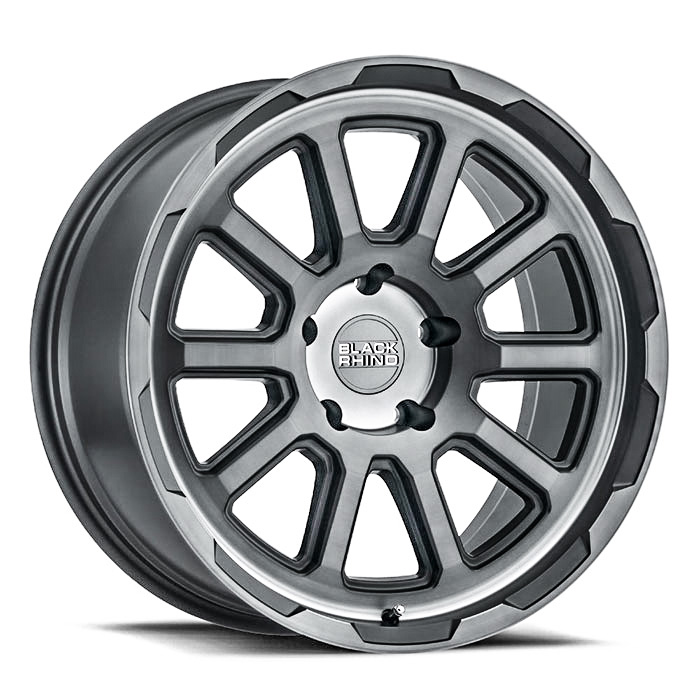 Chase Truck Rims by Black Rhino