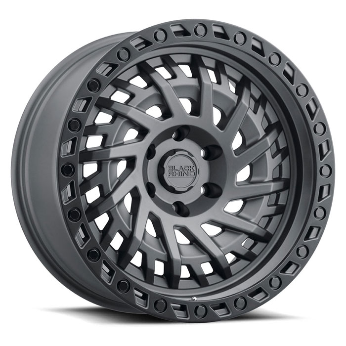 Black Rhino wheels and rims |Shredder