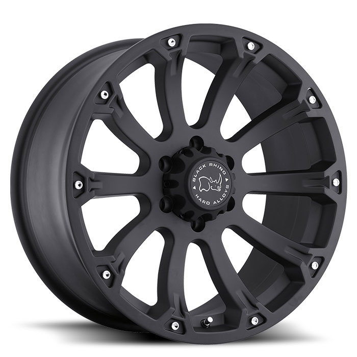 Black Rhino wheels and rims |Sidewinder