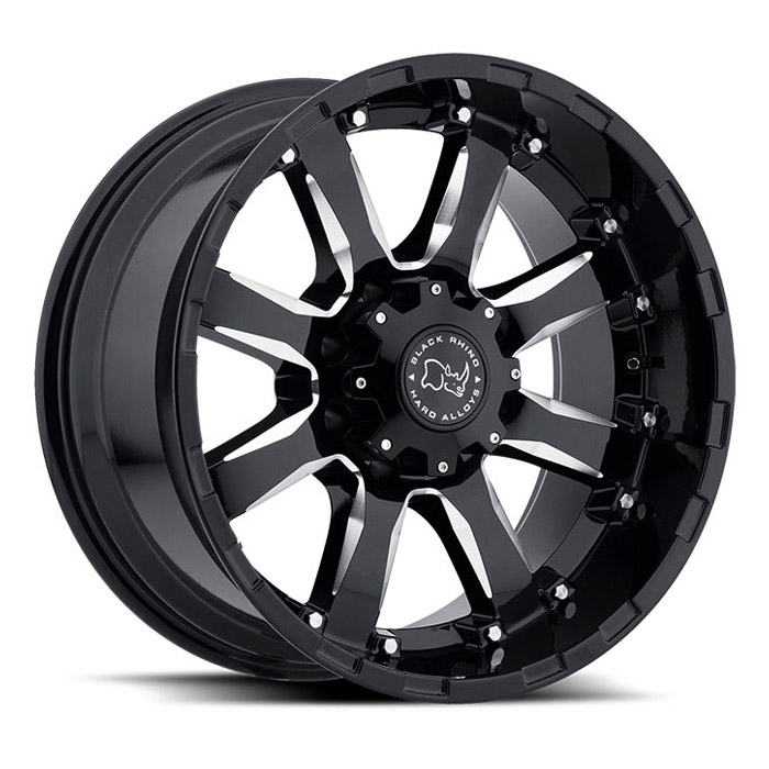 Black Rhino wheels and rims |Sierra